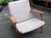 Danish cord easy chair.